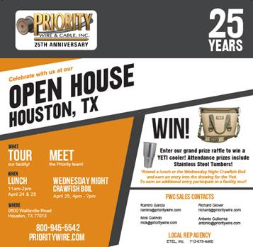 Houston Open House