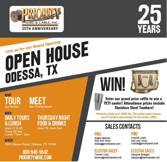 Odessa Open House
